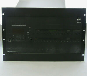 Crestron DM-MD16X16 DigitalMedia Switcher PN:5607184