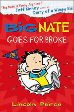 Big Nate Goes for Broke (Big Nate, Book 4), Peirce, Lincoln, New Book