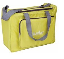 26l Coolbag With Front Cooler Section - Picnic Camping Food Drink Storage Summit