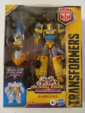 Transformers - Bumblebee: Cyberverse Adventures - Deluxe Class Bumblebee