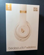 Beats by Dre Studio 3 Wireless Over-Ear Headphone [ Porcelain Rose ] NEW