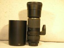 Tamron SP A08 AF 200-500mm F5-6.3 LD Di (IF) Autofocus Lens For Nikon