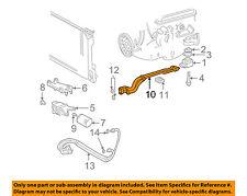GM OEM-Engine Oil Cooler Hose 15194579