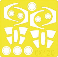 Eduard Paint Mask CX120 1/72 Vought A-7D Corsair/A-7E Corsair II Fujimi