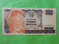Indonesia 1000 Rupiah 1968 (aUNC) DHA 028110