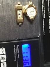 Solid 18 K, 14 K Gold lot Watch