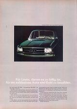 Audi-1966-Reklame-Werbung-vintage print ad-Vintage Publicidad