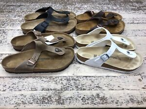 Birkenstock Women's Gizeh Thong Sandals (Pick Color and Size)