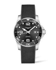 Longines HydroConquest Black Dial Automatic Men's Dive Watch L37814569