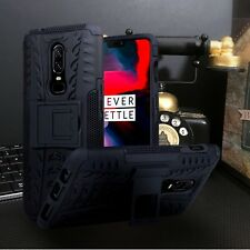 1 plus 6 Low Profile Black  Impact Displacement Rugged Case ONE PLUS SIX