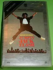 Jumpin' Jack Flash (VHS Kassette) Silver Screen Collection | Komödie