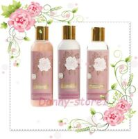 Be Rose Revitalizing Shampoo / Hydrating Body Lotion / Shower Gel with Rose Oil