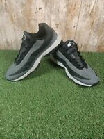 Men's Nike Air Max 95 Ultra Essential Trainers Black/Anthracite Size 10.5 UK