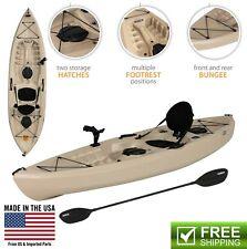 Tamarack Angler Fishing Kayak Boat Canoe Water Sports Outdoor Paddle Included