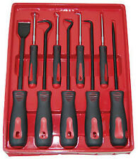 ATD TOOLS Scraper Hook & Pick Set 9 pc. 8424