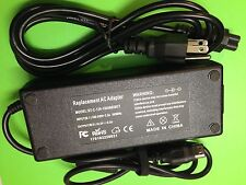 120W AC Adapter charger cord for HP Pavillion ZD8200 ZD8250L ZV6200 ZV6000