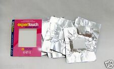 OPI Expert Touch GelColor/Axxium, Gel Color Foil Removal Wraps ~100ct~