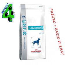 ROYAL CANIN HYPOALLERGENIC 14 kg alimento per cane cani con allergie alimentari