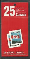 CANADA # 1169a MNH FLAG AND MOUNTAINS Booklet