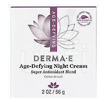 Derma E Age-defying Night Cream 2 Oz 56 G Factory Expire 04 / 2020