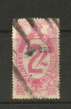 NEW ZEALAND  1925  2/-  RAILWAY CHARGES  WN CBO