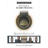 The Guitar of Andrés Segovia, Andres Segovia, Audio CD, New, FREE & FAST Deliver