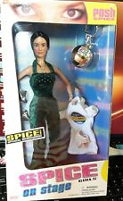 SPICE GIRLS POSH VICTORIA ON STAGE DOLL - Never removed from box - 1/6th scale