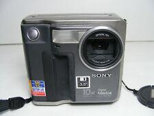 Sony MVC-FD7 Digital Still Camera 10X Mavica  - USED  Untested