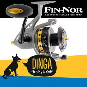 Fin-Nor Lethal LT Spinning Fishing Reels - NEW
