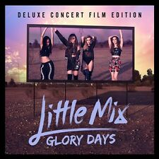 LITTLE MIX Glory Days DELUXE EDITION CD/DVD NEW