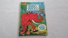 FRANQUIN  ET ROBA   / SPIROU 24 TEMBO TABOU EO 1974 TBE ++