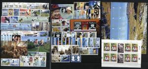 Falkland Inseln Ozeanien 2004-2007  Postfrisch