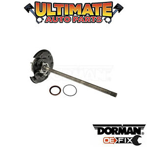 Dorman 926-146 - Pre-Pressed Right Rear - Axle Shaft Assembly
