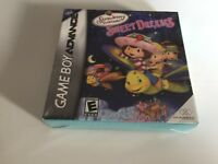 Strawberry Shortcake: Sweet Dreams (Nintendo Game Boy Advance, 2006) GBA NEW!