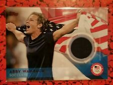 2016 Topps Olympics Team Relic Card #USOTR-AW Abby Wambach