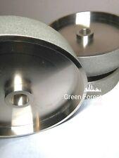 "6"" x 1.5"" TRU-SPIN  Electroplated Diamond Hard Grinding,Polishing Wheel Lapidary"
