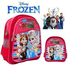 DISNEY FROZEN GIRLS KIDS CHILD PLUSH PRESCHOOL BACKPACK SHOULDER SCHOOL NEW BAG