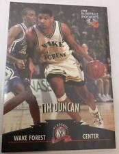 Tim Duncan 1997 BASKETBALL ROOKIES