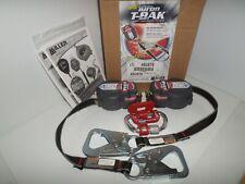 New Miller G2 Twin Turbo 75 T Bak Lifeline Fall Limiter Lanyard 400lb 49u979