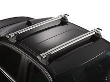 Aerodynamic Cross Bar Roof Rack For 2007-2017 Toyota Corolla No Rails Crossbars