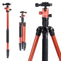 ZOMEI M3 Professional Travel Tripod Monopod&Ball head Portable For DSLR Camera
