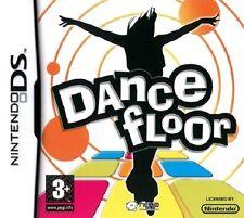 DANCE FLOOR     -----   pour DS  ---   NINTENDO