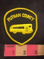 Yellow School Bus Putnam County Patch O80P