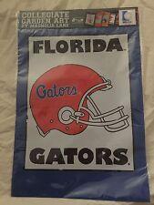 Magnolia Lane Collection Florida Gators Helmet Garden Flag