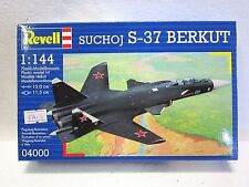 REVELL #4000 plastic model kit SUCHOJ S-37 BERKUT 1:144 New in box