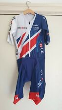 Kalas skinsuit team gb British Cycling National Team