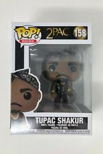 Funko Pop! Rocks: TUPAC (158) Vest with Bandana Brand New