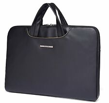 Apple iPad Pro 12.9 Macbook 11/12/13 Case Leather Laptop Briefcase Pockets New