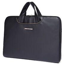 Apple iPad Pro 12.9 Macbook 11/12/13 Case Leather Laptop Briefcase Pockets New
