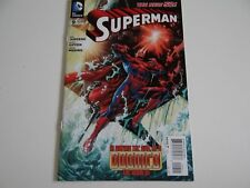 Superman #9 DC Comics July 2012
